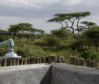 Water conservation in Africa