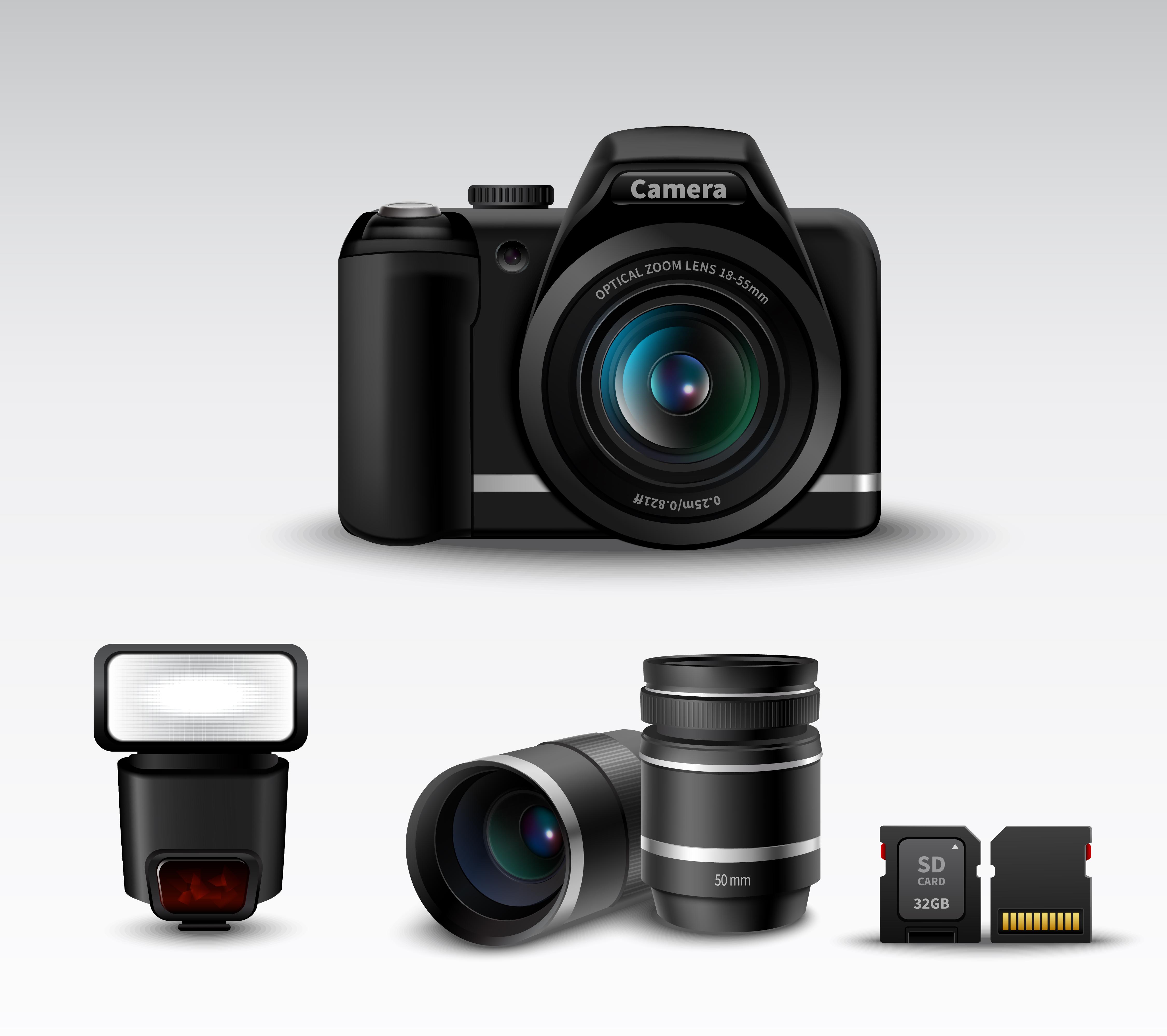 safari camera accessories